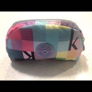 Authentic Kipling Zipper Pouch
